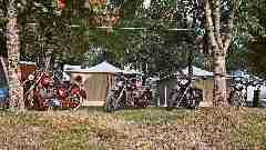Camping La Romiguiere : Club victory