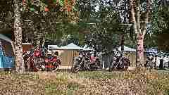 Camping La Romiguiere : Victory et bungalows
